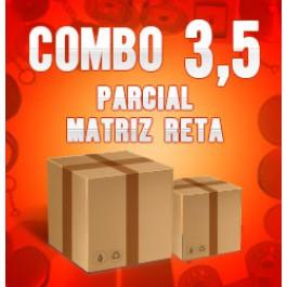 Combo 3,5 parcial (Matriz Reta)
