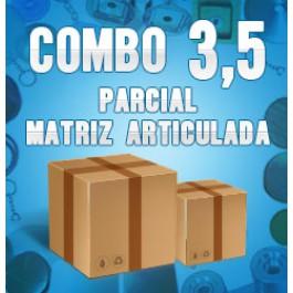 Combo 3,5 parcial (Matriz Articulada)