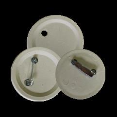 Base plástica ou metal pct. 100un.