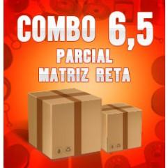 Combo 6,5 parcial (Matriz Reta)