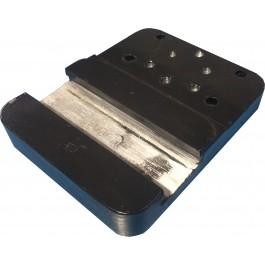 Base para prensa de botton