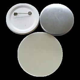 Kit de bottons com alfinete pct 100un