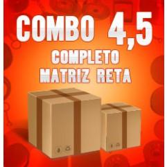 Combo 4,5 (matriz reta) - CHR1