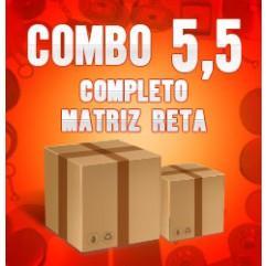 Combo 5,5 (matriz reta) - CHR1