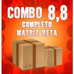 Combo 8,8 (matriz reta) - CHR1